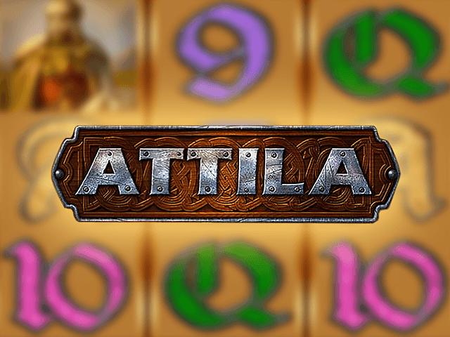 Игровой аппарат Attila — играть бесплатно