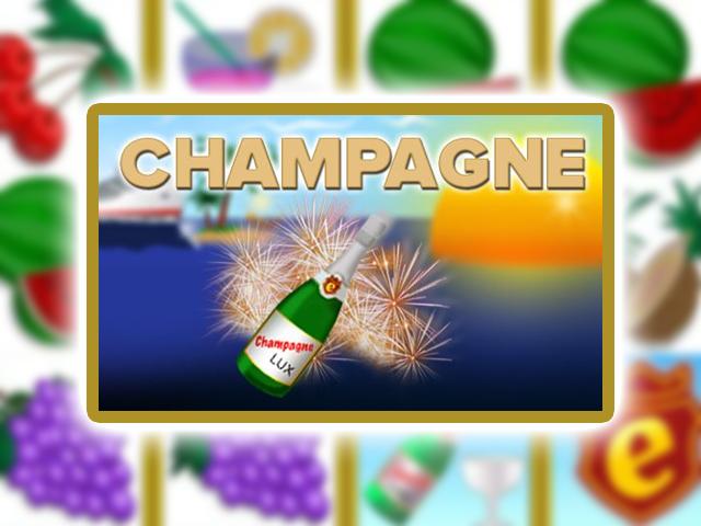 Игровой аппарат Champagne — играть онлайн