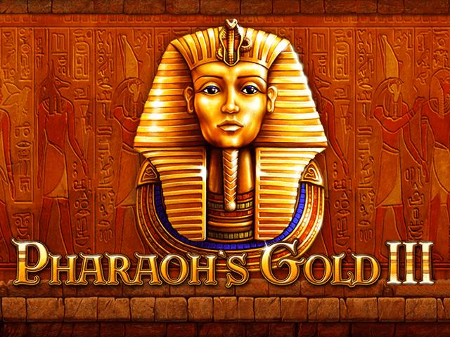 В игровой слот Pharaohs Gold III играть онлайн