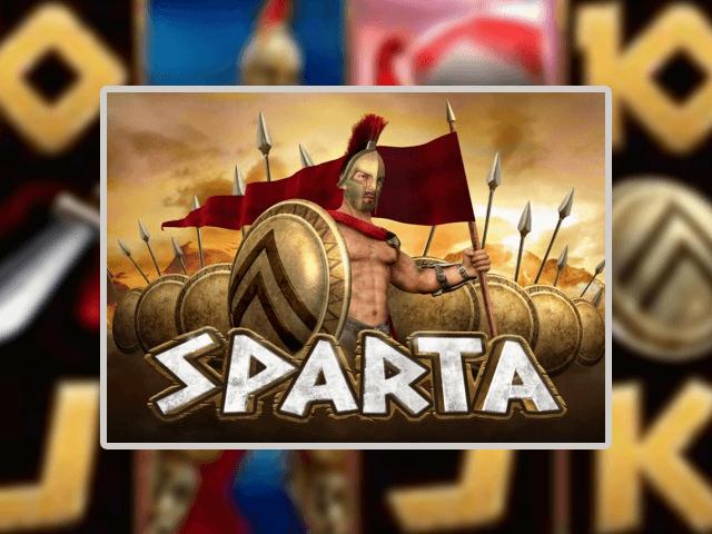 Игровой слот Sparta — играть бесплатно