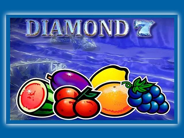 В игровой автомат Diamond 7 играть онлайн