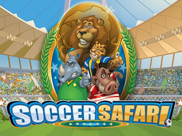 Игровой слот Soccer Safari — играть бесплатно