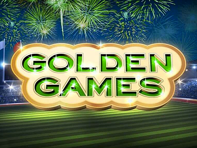 Игровой аппарат Golden Games — играть бесплатно
