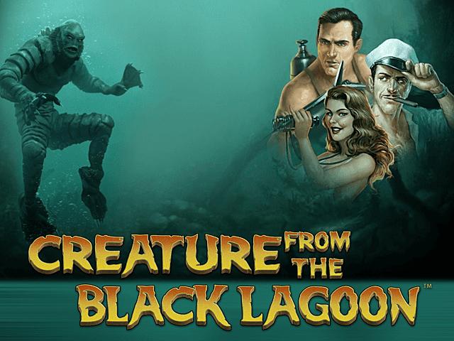 Автомат Creature From The Black Lagoon в казино на деньги