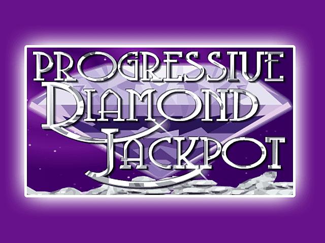 Diamond Jackpot — игровой автомат классического формата на деньги