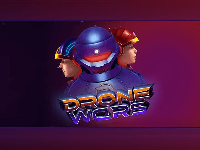 Drone Wars - игровые автоматы GMSlots на деньги